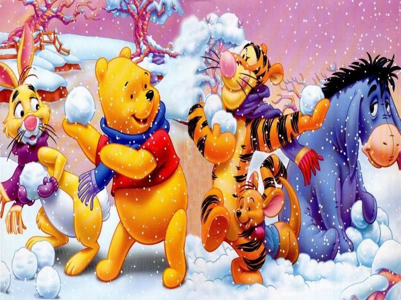 Winnie l 39 ourson - Musique de dessin anime walt disney gratuit ...